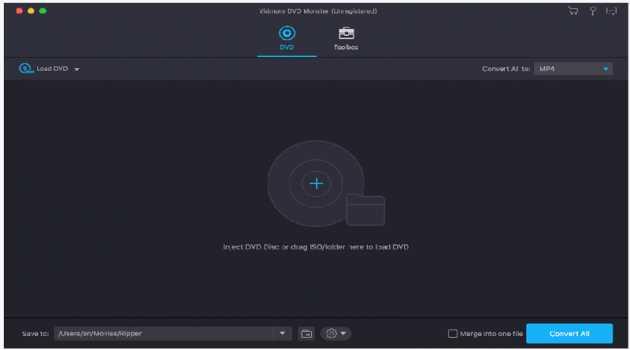 Vidmore DVD Monster for Mac