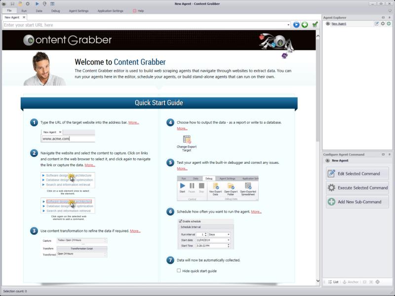 Content Grabber Enterprise
