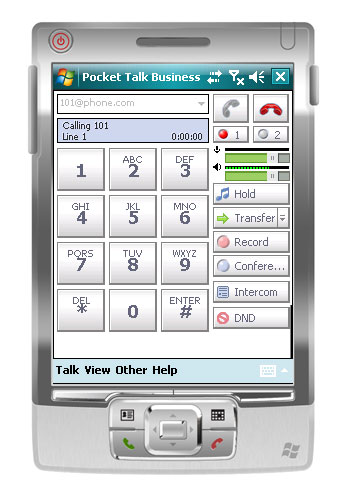Express Talk Business VoIP for Pocket PC