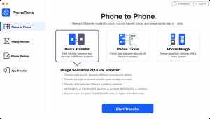 PhoneTrans for Mac