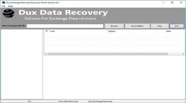 Exchange Server Data Recovery