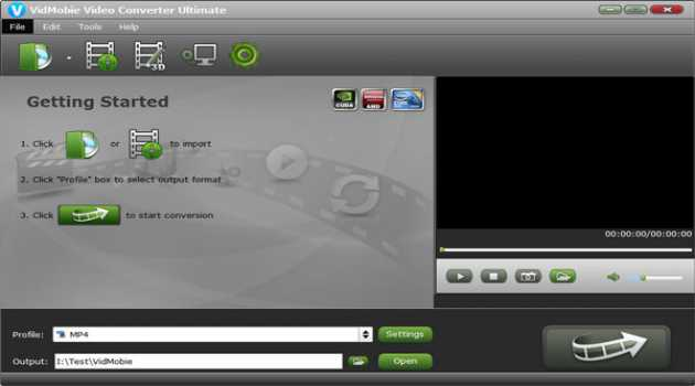 VidMobie Video Converter Ultimate