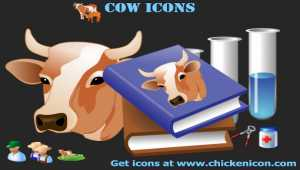 Cow Icons
