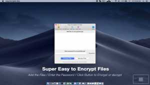 Easy File Encryptor for Mac
