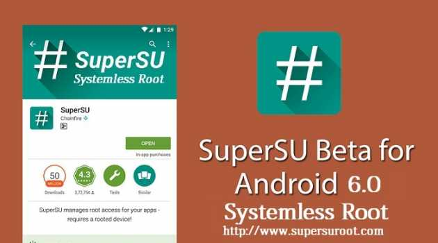 SuperSU Root