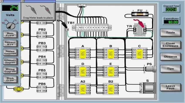 Basic Electrical Control Circuits