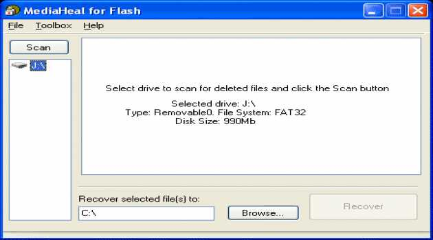 MediaHeal for Flash