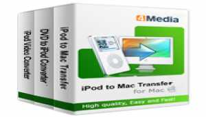 4Media iPod Software Pack for Mac