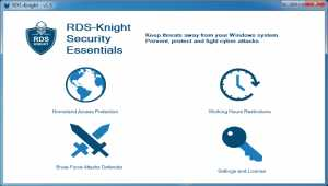 RDS Knight Security Essentials