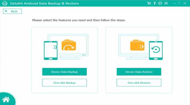 DataKit Android Data Backup Restore