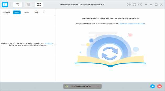 PDFMate eBook Converter