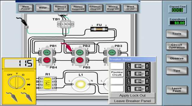 Troubleshooting Basic Electrical Circuit