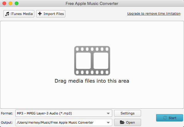 Free Apple Music Converter for Mac
