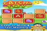 Catch A Toy For iPhone Game