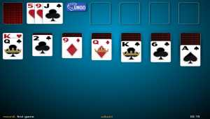 3 Card Klondike Solitaire