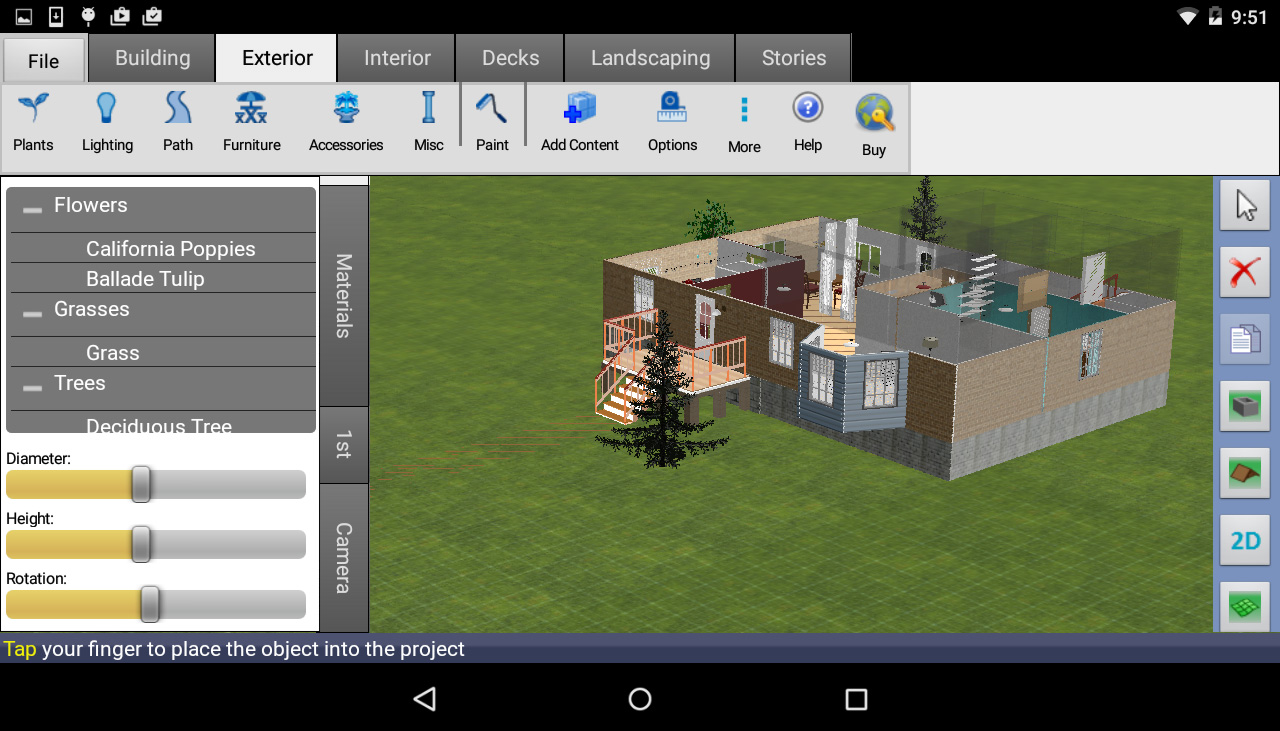 DreamPlan Home Design Free for Android