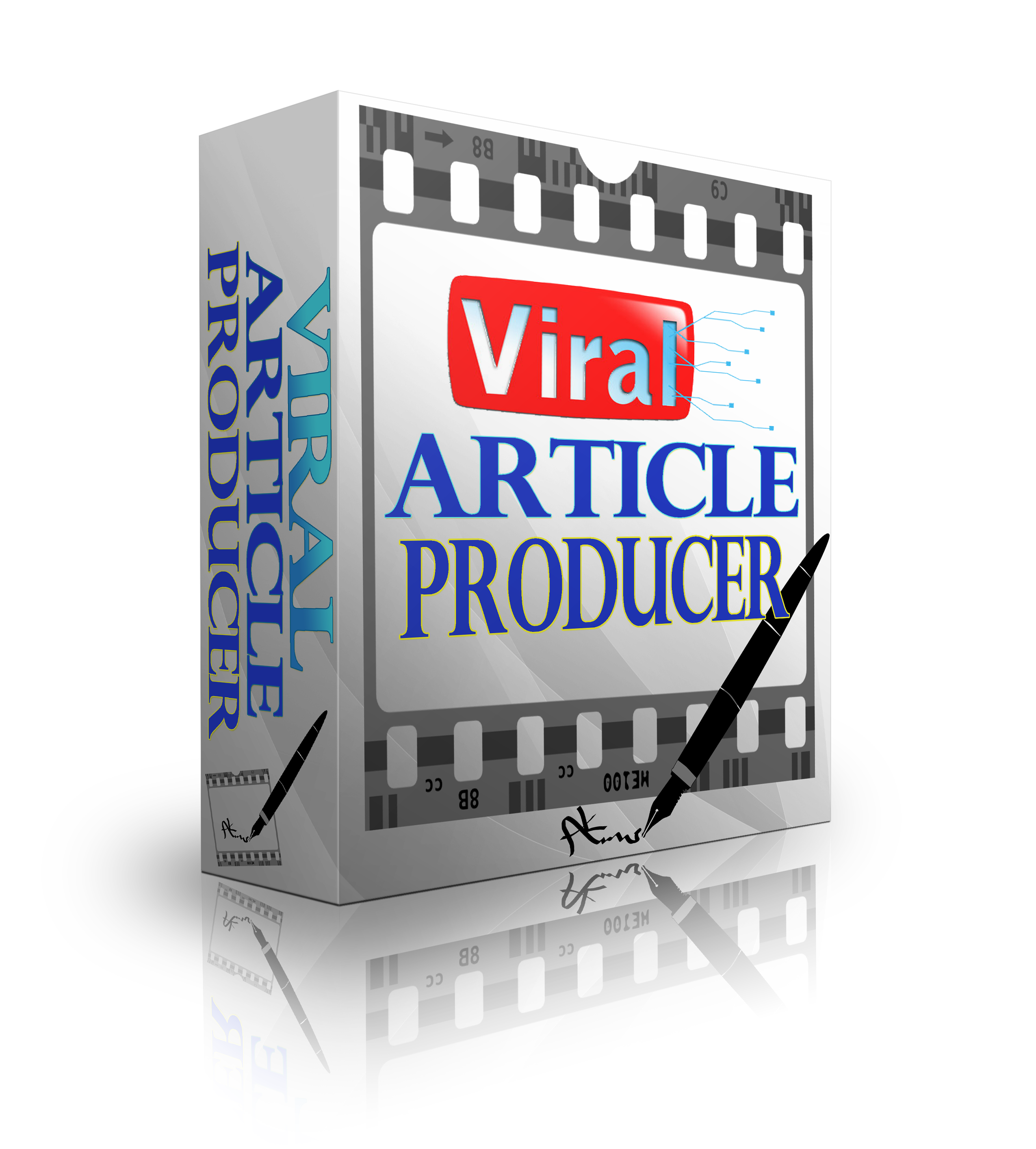 Viral Article Producer Pro