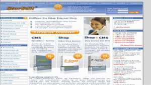 Online Shop Software Storedit