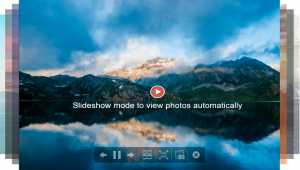 iFotosoft Photo Viewer Free for Mac