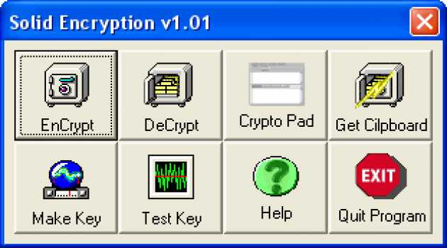 Solid Encryption