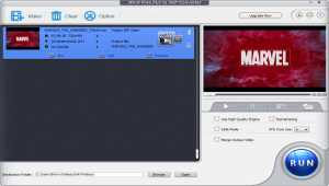 WinX Free FLV to 3GP Converter