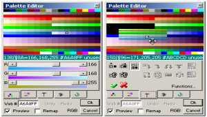 Palette Editor Plugin for Pro Motion