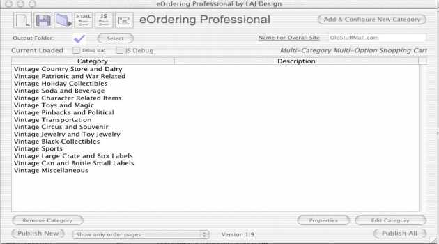 eOrdering Professional