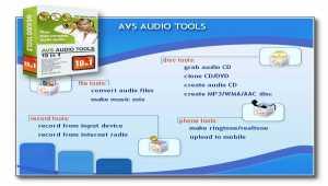 A V S - AUDIO Tools