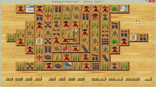 AS Mahjongg Solitaire