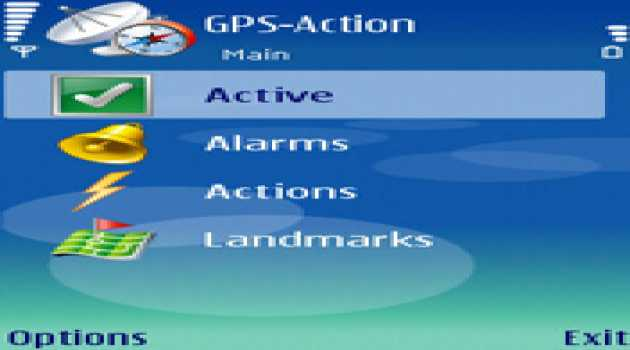 GPS-Action