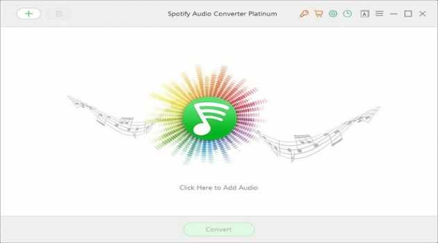 Spotify Audio Converter Platinum for Win