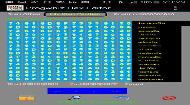 Progwhiz Hex Editor Pro Android