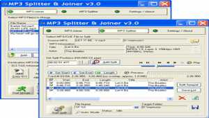 MP3 Splitter & Joiner