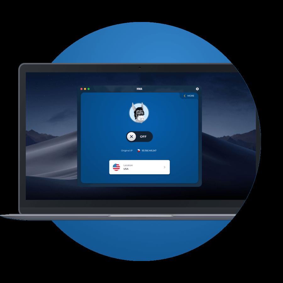 HMA VPN for Linux