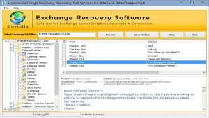 Exchange Database Repair Tool