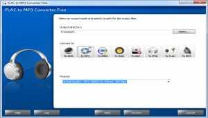FLAC to MP3 Converter Free