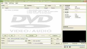 4Musics DVD to MP3 Converter