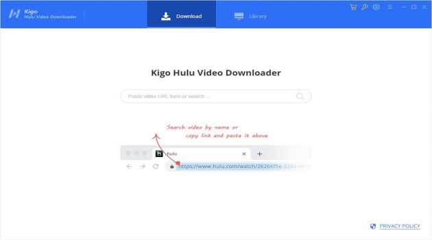 Kigo Hulu Video Downloader