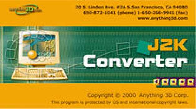 J2K Converter