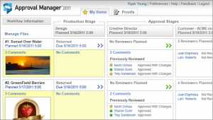 Approval Manager Express