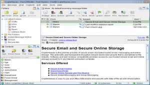 Secure Email CryptoHeaven Linux