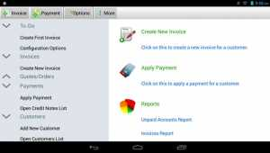 Express Invoice Professional Android App