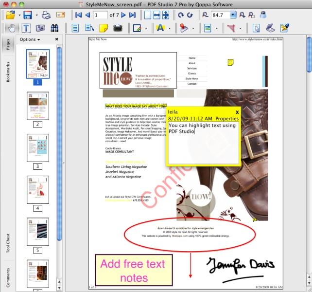 PDF Studio - PDF Editor for Windows