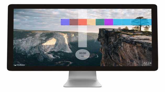 timeBuzzer App Mac