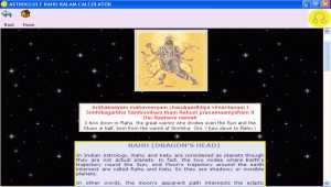 Astroccult Rahu Kalam Calculator
