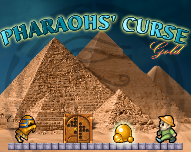 Pharaohs Curse Gold for Linux