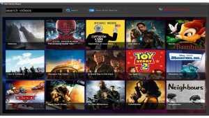 Cheersc P2P Movie Player