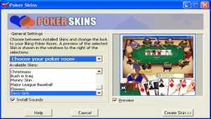 Poker Skins